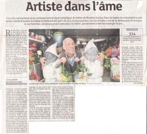 Pascal Zussy artiste dans l'äme