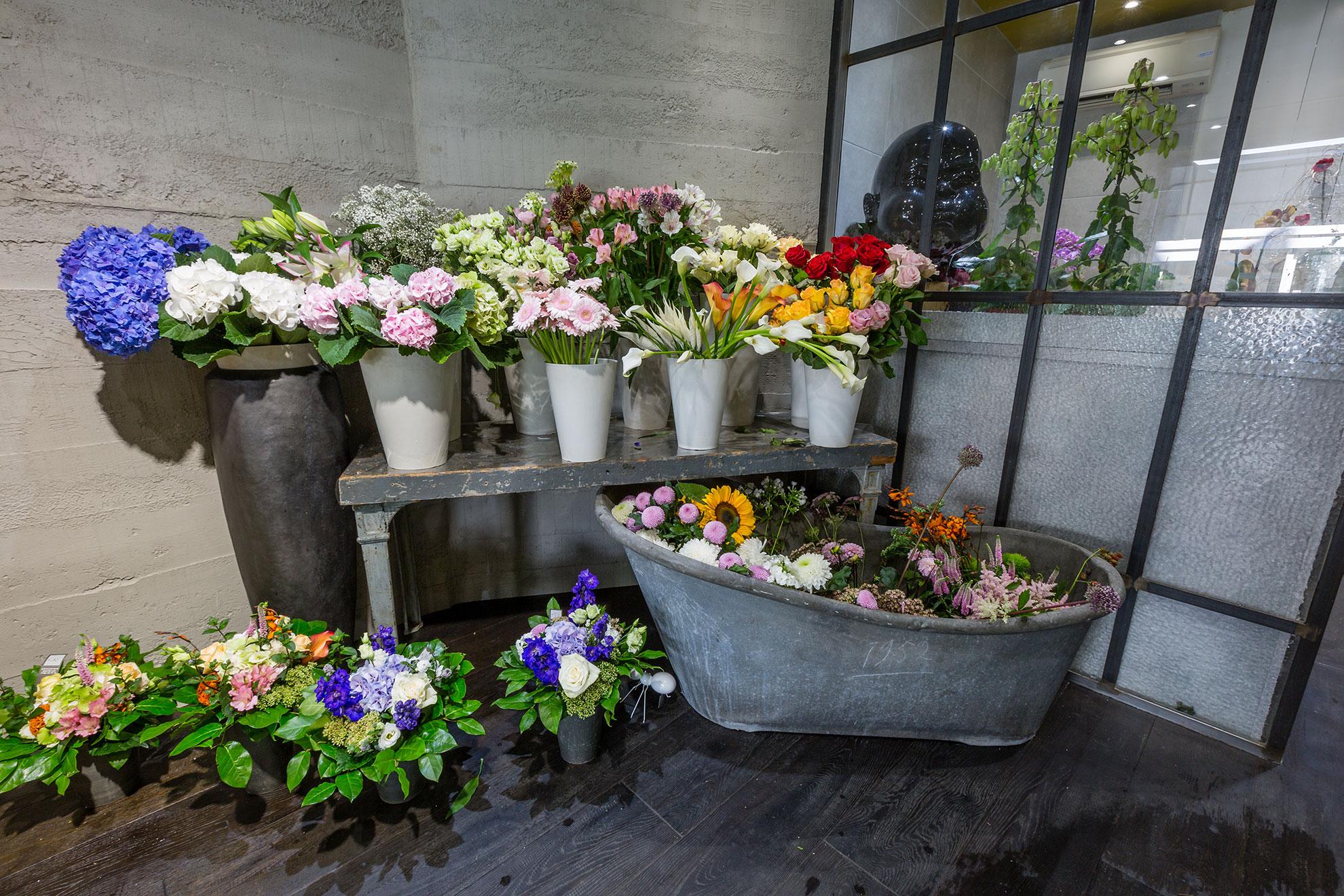 Fleuriste mulhouse la boutique au jardin de julie - La boutique du jardin ...
